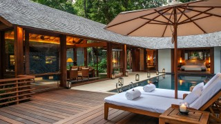 The Datai Langkawi One Bedroom Beach Villa
