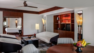 The Datai Langkawi Canopy Suite living room + dining 3 v2