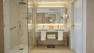 Caprice Alcudia Port Suite bathroom