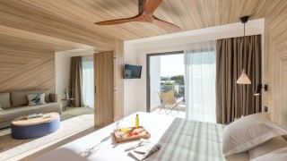 Caprice Alcudia Port Suite Roof Top Bed Room
