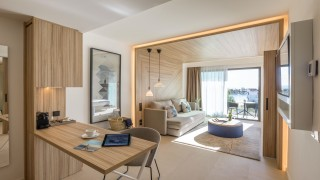 Caprice Alcudia Port Suite Roof Top Living Room 2