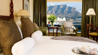 The Table Bay mountain view room